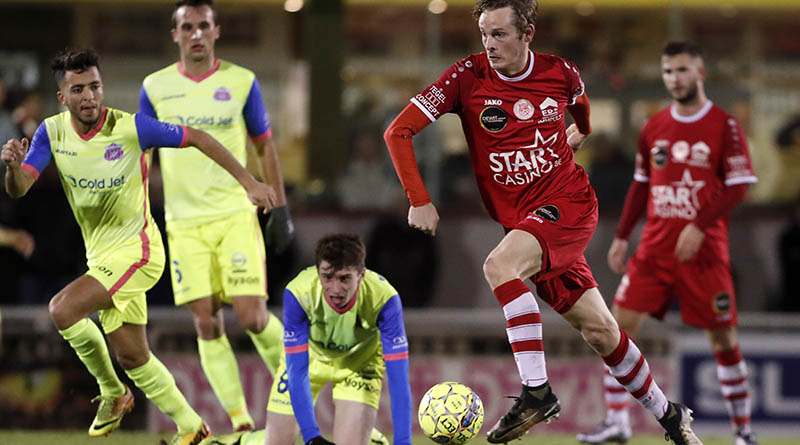 """Jens Heyvaert: """"Wordt weer een derby op het scherpst van de snede"""""""