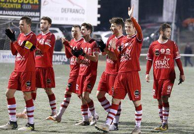 Selectie voor thuiswedstrijd tegen Mandel United