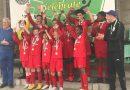 U12R winnen Cup van Hoegaarden