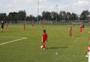 Succesvolle heropstart jeugdtrainingen