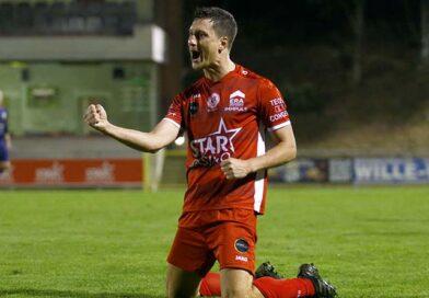 TEMPO Overijse pakt eerste overwinning van het seizoen
