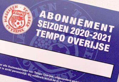 Compensatie voor abonnees TEMPO Overijse